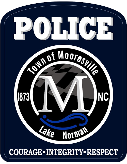 Mooresville Police Department Patch